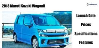 2018 Maruti Wagon R featured image