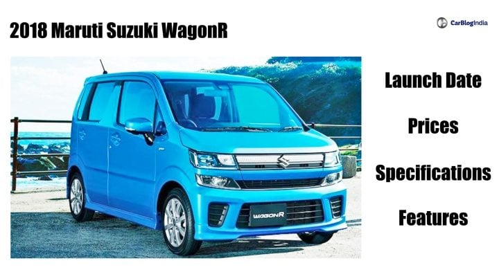 2018 Maruti Wagon R featured image
