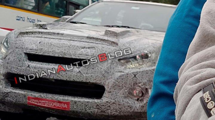 Isuzu D-Max V-Cross Facelift