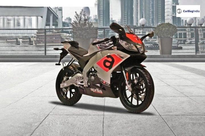 Aprilia RS 150 featured image