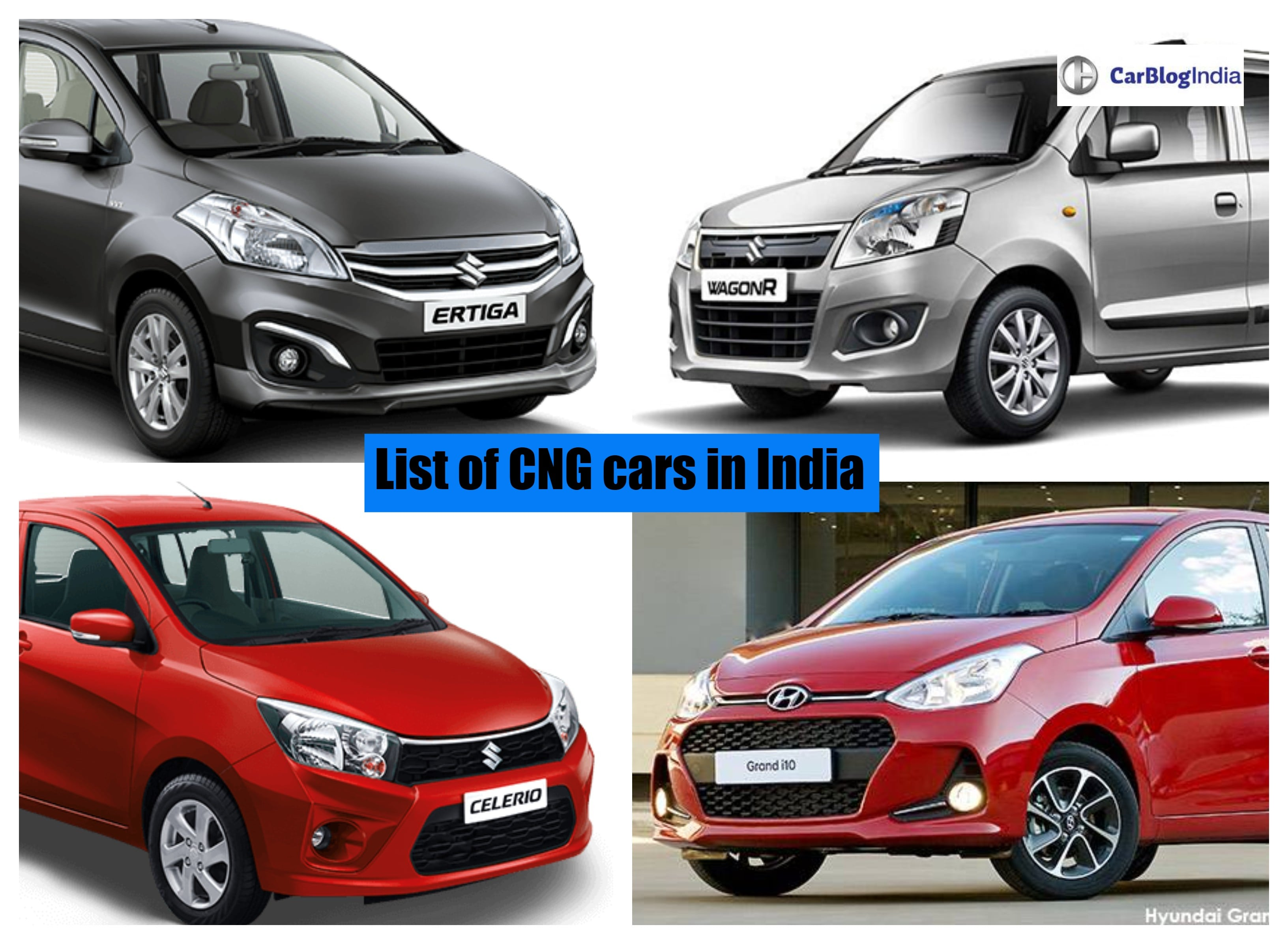 List of factory fitted CNG cars in India - Maruti Suzuki