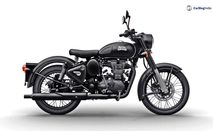 Royal Enfield Classic 350 gets rear disc brake; still no sign of ABS