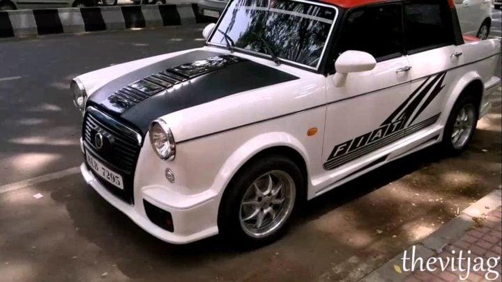 Modified Classic Indian Cars Contessa Ambassador Padmini And 118 Ne