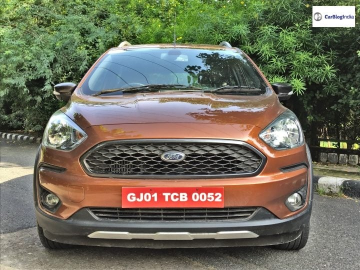 Ford Freestyle face image