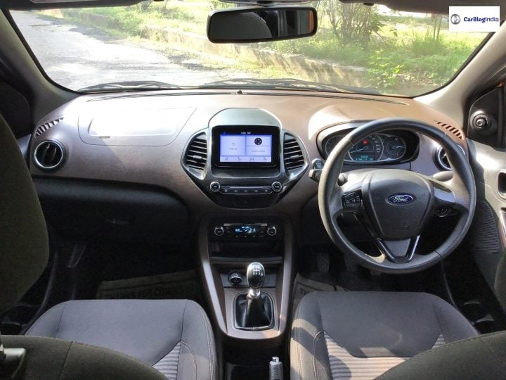 Ford Freestyle interiors image