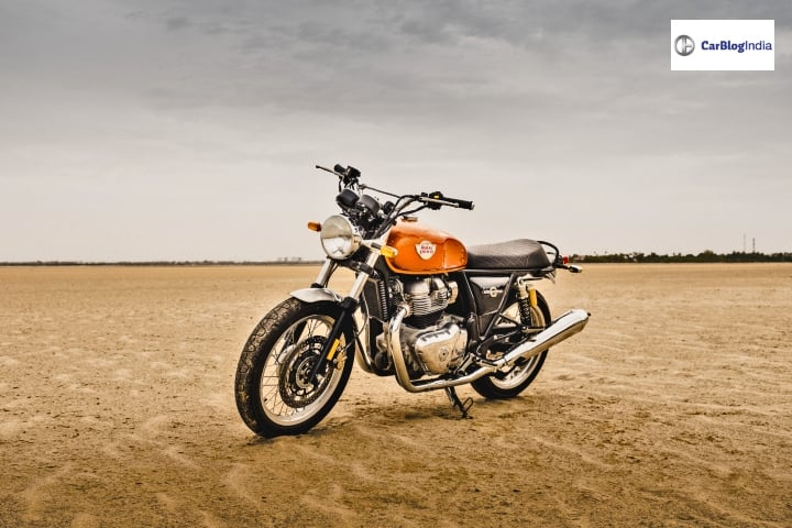 Royal Enfield Continental GT 650 and Interceptor 650 global prices out!