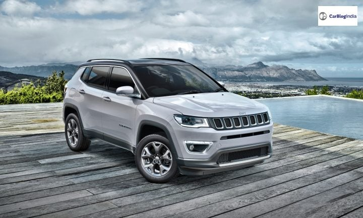 Jeep Compass Limited Plus featured image