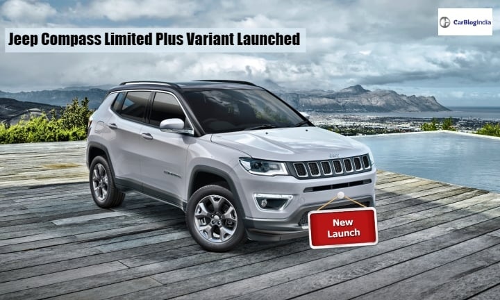 Jeep Compass Limited Plus social image