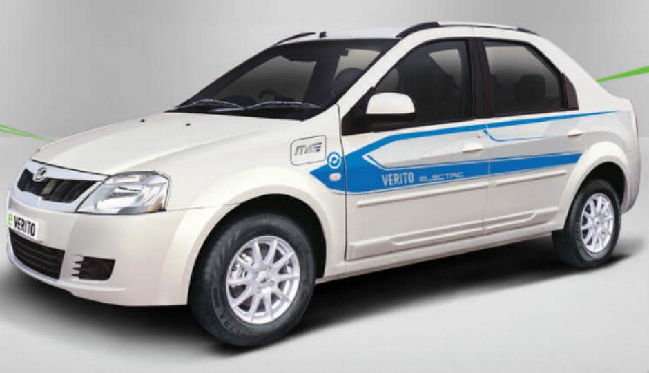 Mahindra eVerito prices after GST image