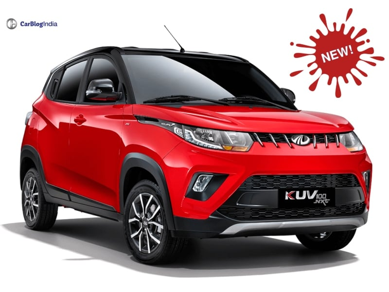 Mahindra KUV 100 and TUV 300 to get newer iterations soon