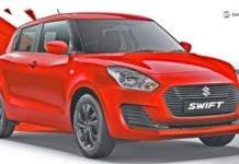 Maruti Suzuki Swift Special Edition front image