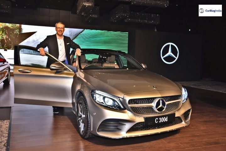 Mercedes Benz C-Class main image