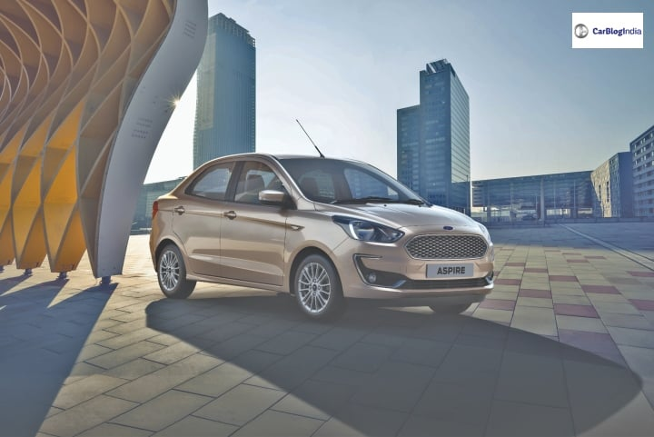 New Ford Aspire Exteriors image