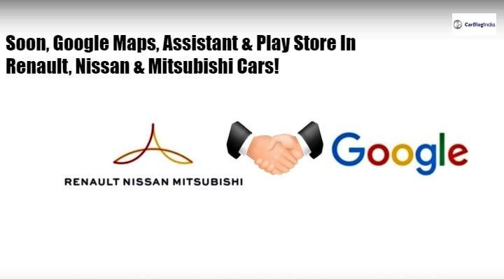 Nissan Google social image