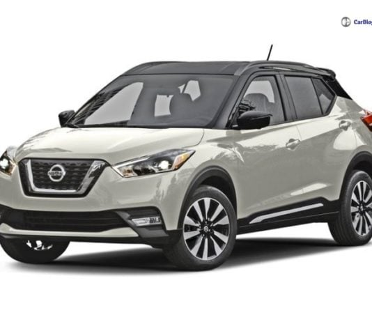Nissan Kicks front image
