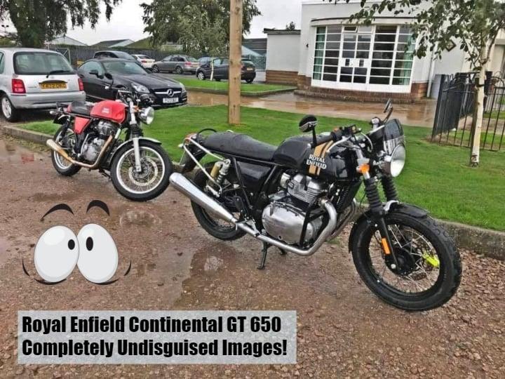 Royal Enfield Continental GT 650 social image