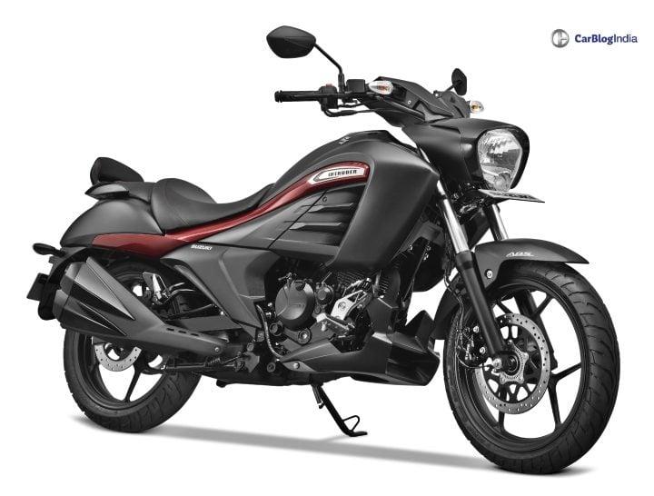 Suzuki Intruder SP front image