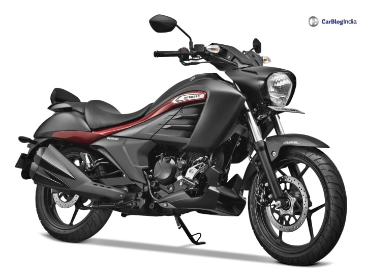 Suzuki Intruder unsold in January 2019; an updated version in the offing?