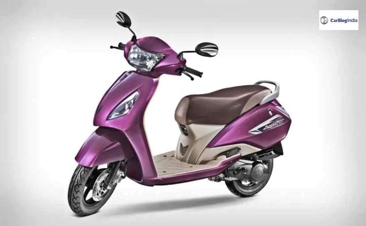 2018 Tvs Jupiter Price Mileage Colours Feature And Specifications