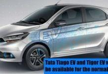 Tata Tiago EV