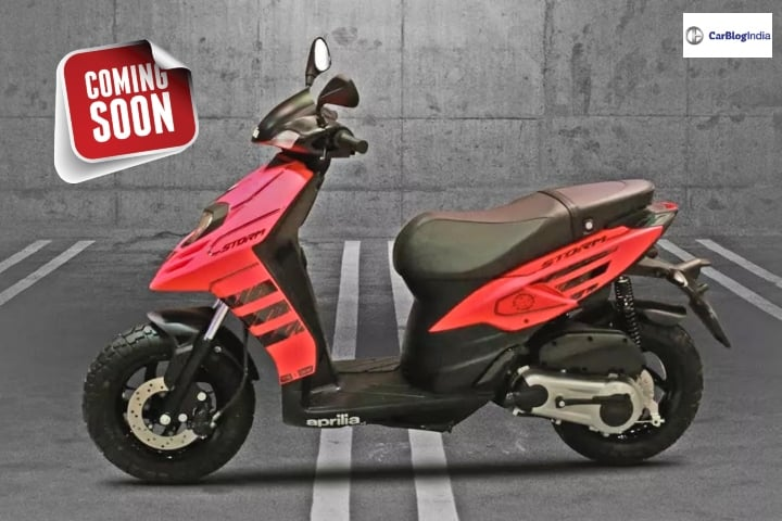 Aprilia to launch an exclusive scooter for India next year
