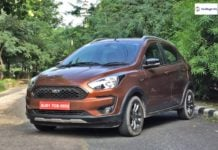 ford freestyle front image