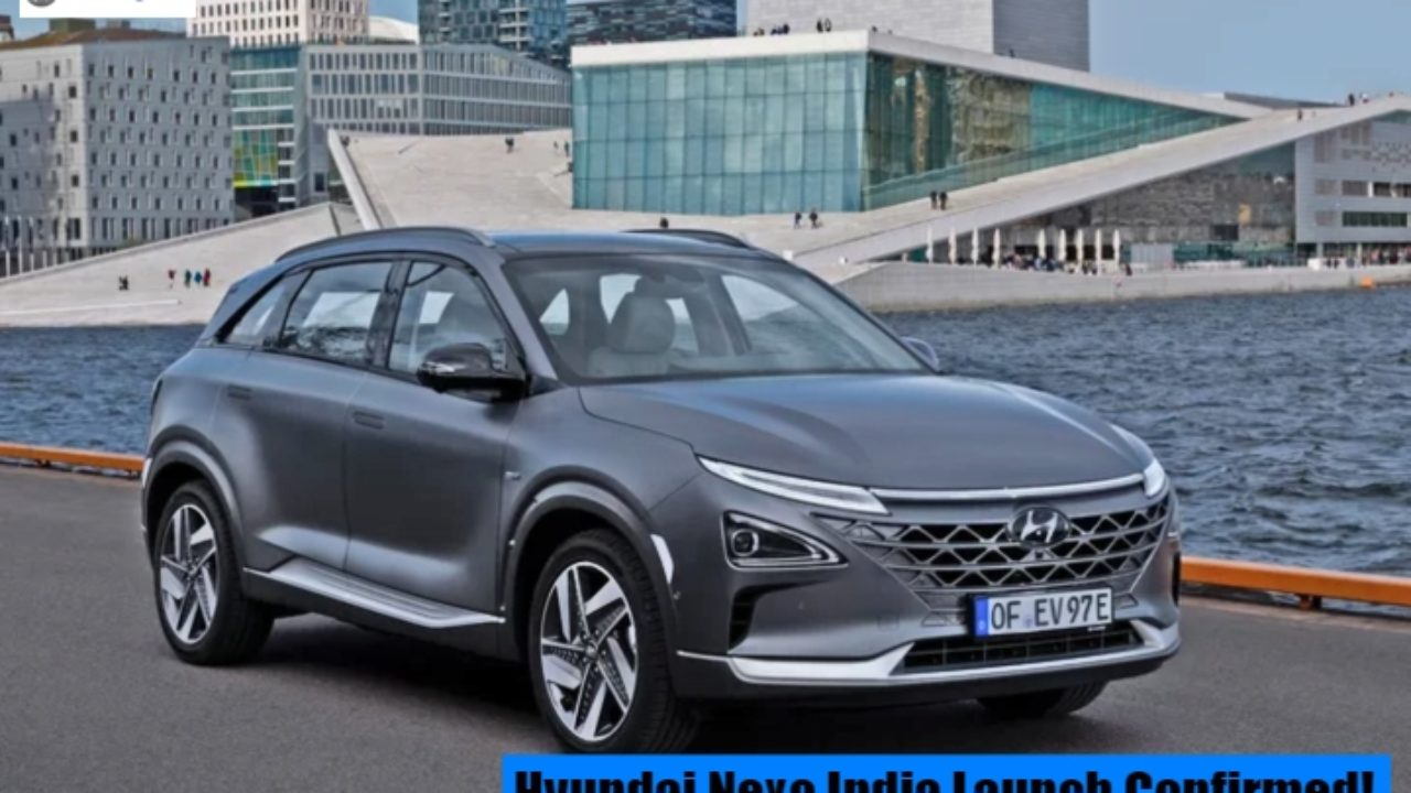 Hyundai Nexo Electric Suv Coming To India Might Launch Next