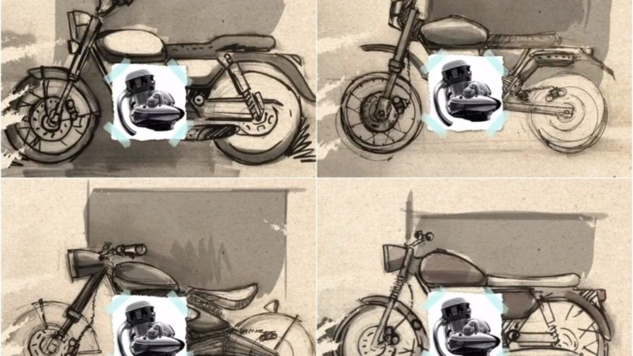 4 Jawa Motorcycles to launch in India on 15th November