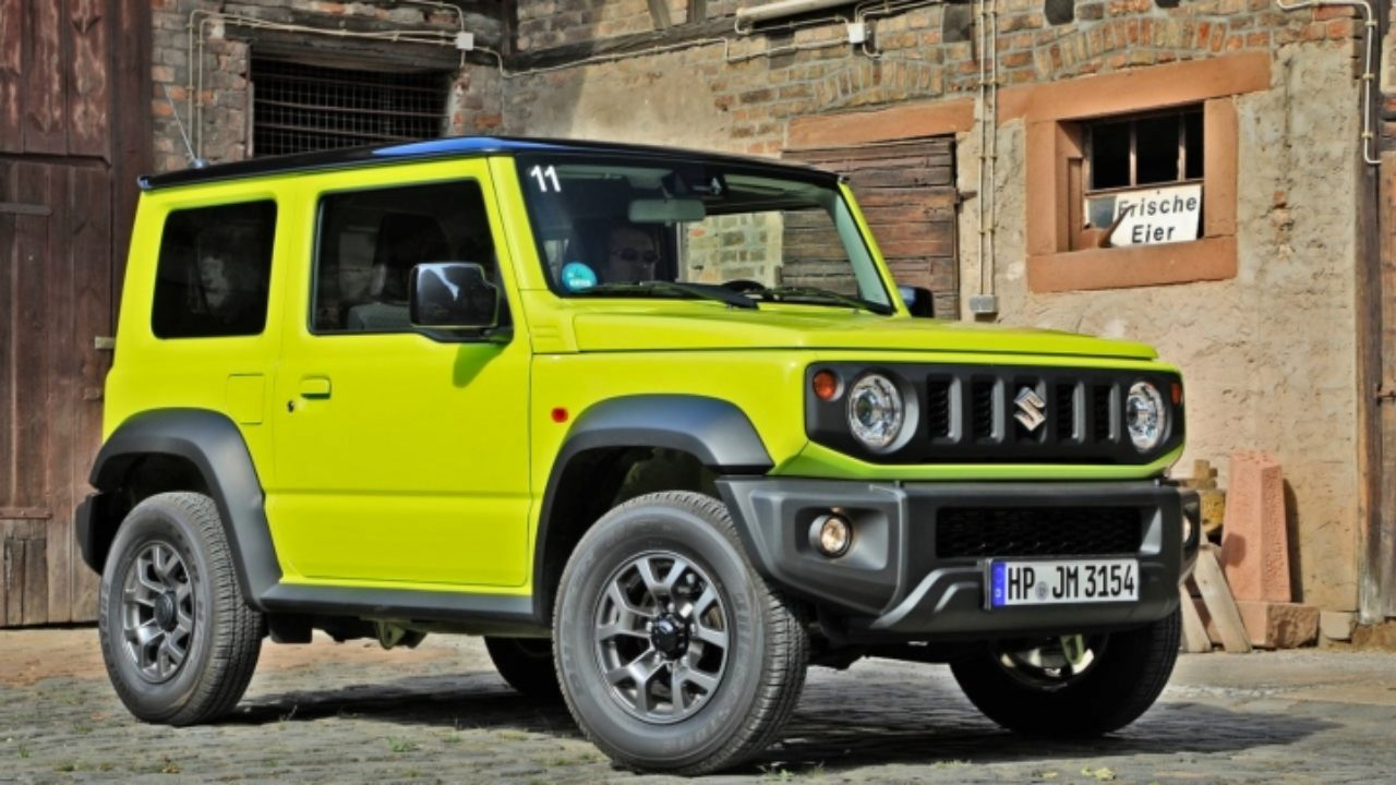 Maruti Gypsy 2018 India Price, Launch, Interiors, Images