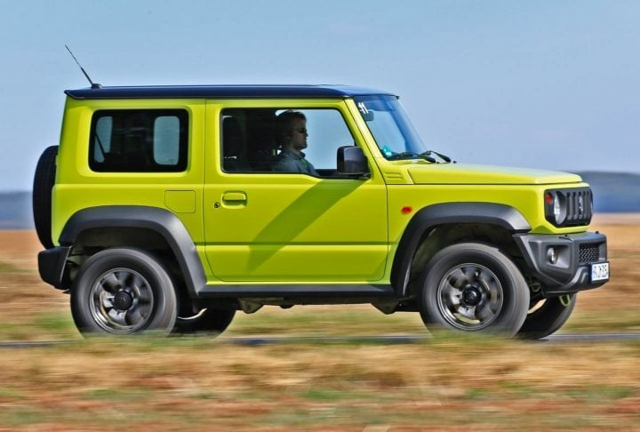 Maruti Gypsy 2018 India Price, Launch, Interiors, Images, Specs & More