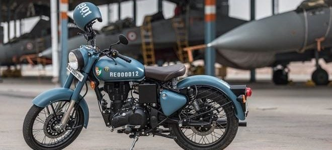 Royal Enfield Classic Signals 350 ABS