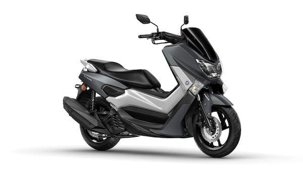 Yamaha NMax 150cc scooter