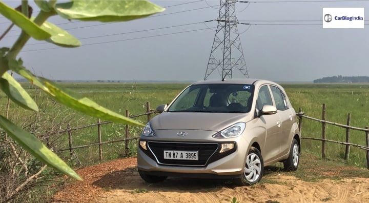 2018 Hyundai Santro Review: First Drive Report