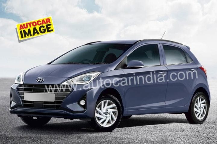 New Hyundai Grand i10 2019