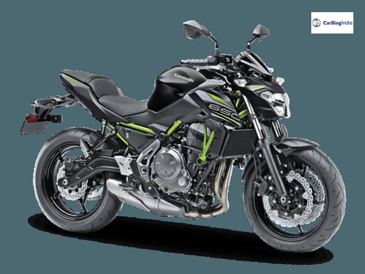 2019 Kawasaki Z650 image