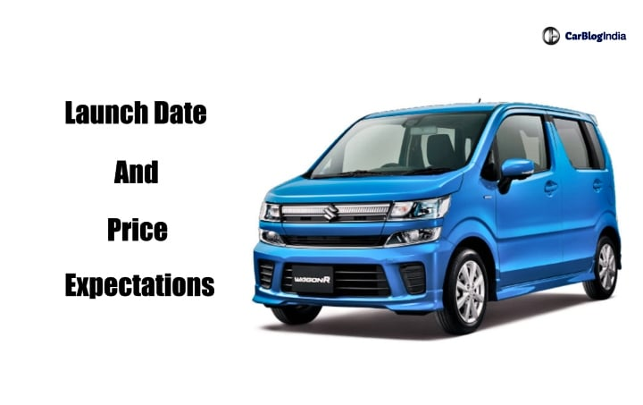 2019 Maruti Wagon R front image