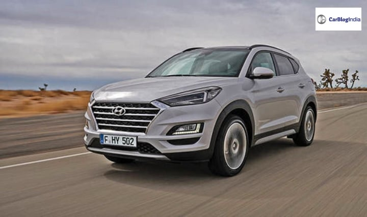 2019 Hyundai Tucson facelift to get a 360 Degree camera and more