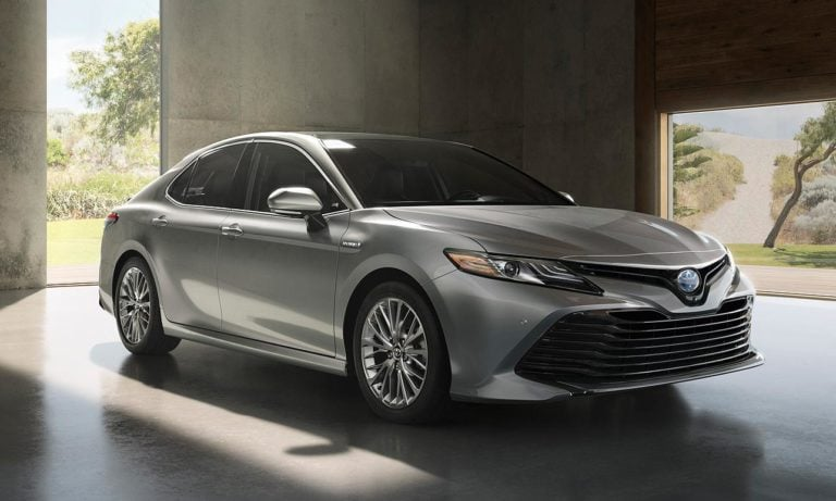 India-bound 2019 Toyota Camry breaks cover