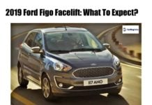 Ford figo facelift image