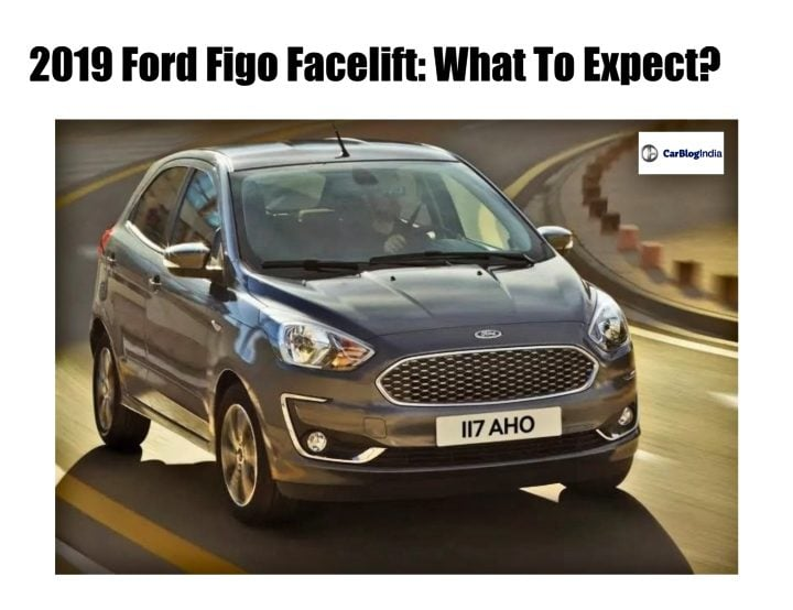 Ford figo facelift image