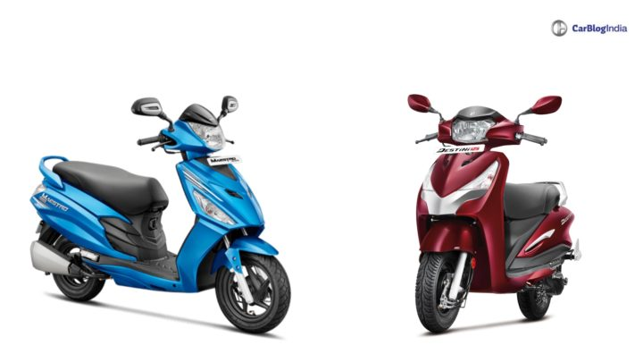 Hero To Launch 2 New Scooters In 2019 To Take On Honda