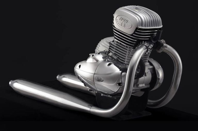 Jawa Motorcycles 300cc engine unveiled ahead of launch in December