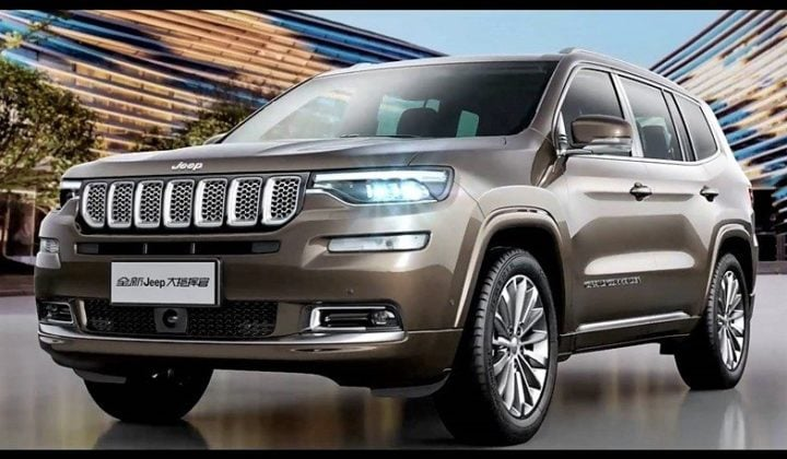 Jeep To Launch A 7 Seater Suv To Rival Toyota Fortuner And