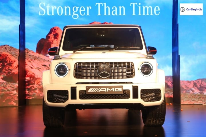 Mercedes AMG G63 SUV launched in India- Prices, features and specs
