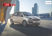 New Ford Aspire live blog image