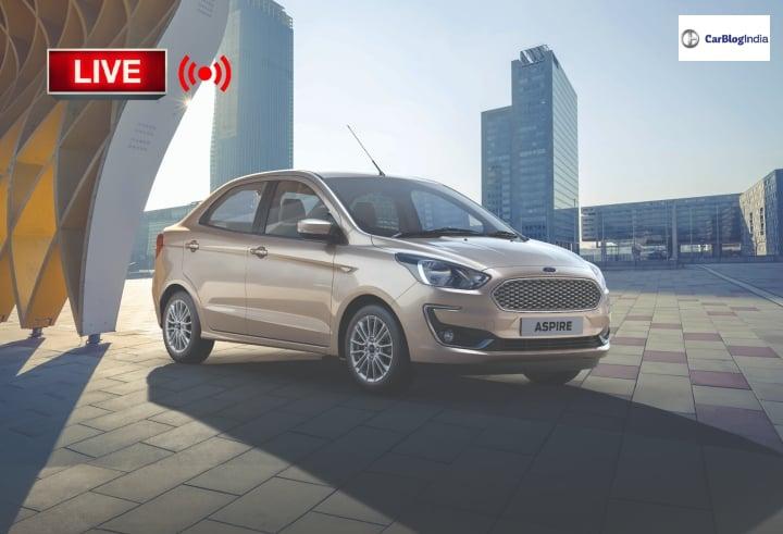 New Ford Aspire live blog image