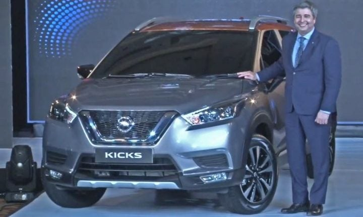 Nissan Kicks India image