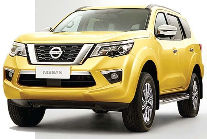 Nissan Terra Might Be Launched To Rival Toyota Fortuner
