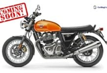 Royal Enfield 650 Twins side image