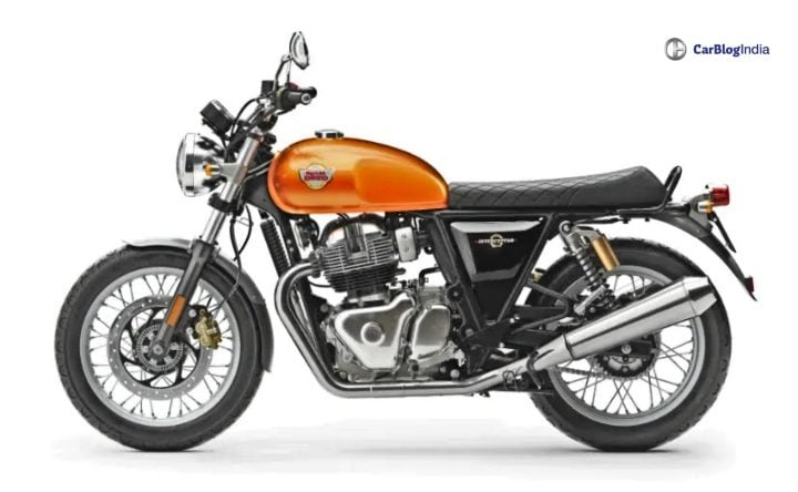 Royal Enfield 650 Twins side main image